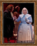 MaryAnne in a scene from The Crucible