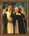MaryAnne in a scene from Suor Angelica